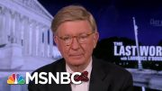 George F. Will On The Need To Defeat Trump | The Last Word | MSNBC 3