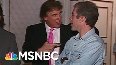 1992 Tape Of Trump And Epstein - The Day That Was | MSNBC 6