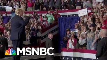 Donald Trump Places A Target On The Back Of A US Citizen | Morning Joe | MSNBC 2