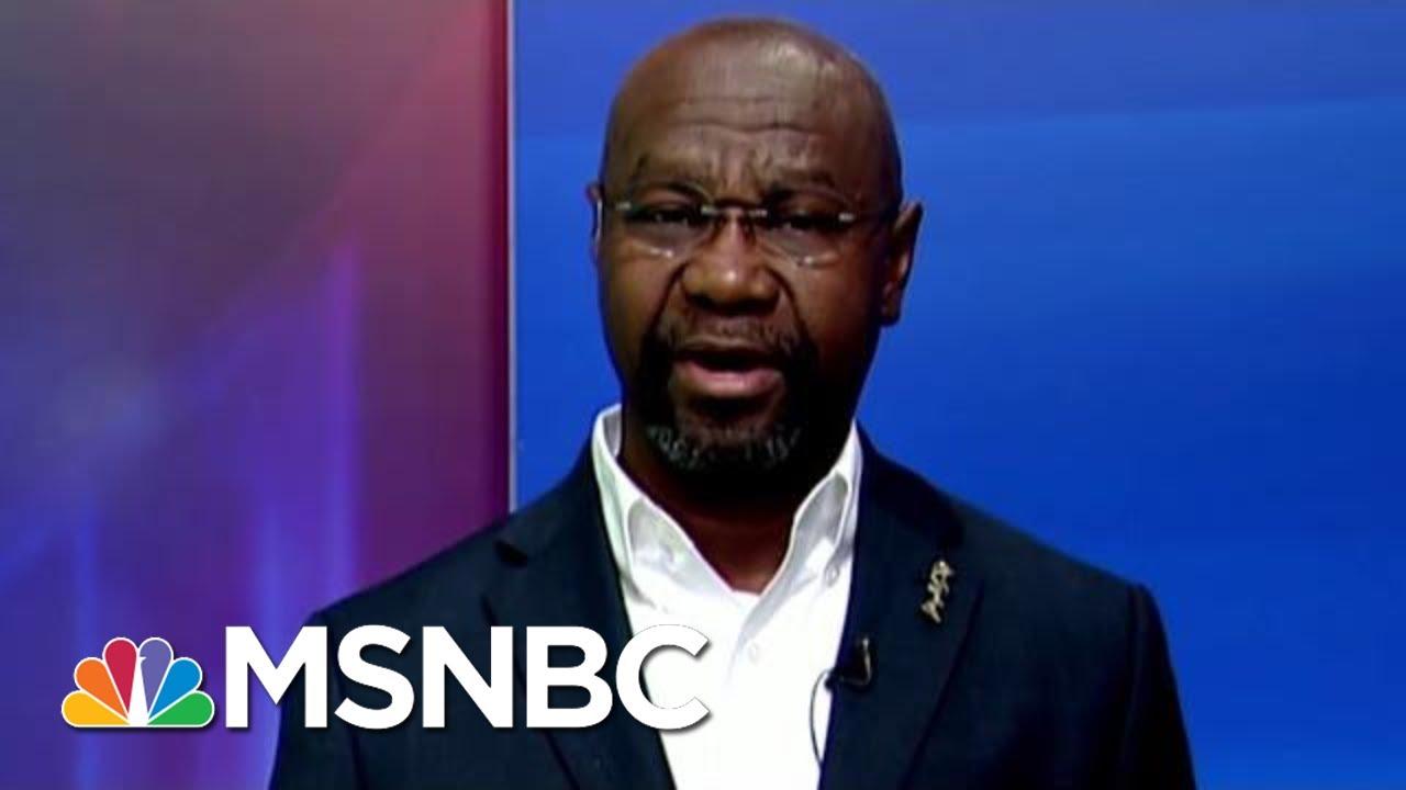 Dem Challenger In Montana Calls On GOP Senator To Apologize | Morning Joe | MSNBC 8