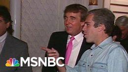 Jeffrey Epstein To Learn If Judge Will Grant Him Bail | Morning Joe | MSNBC 3