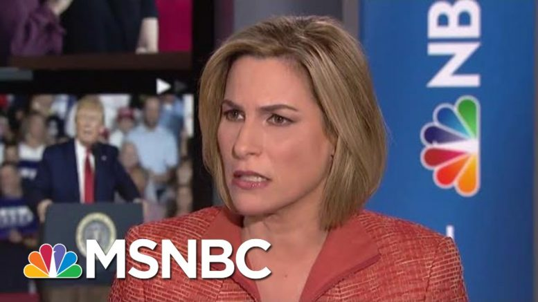GOP Strategist: 'McConnell Is A Disgrace' For Not Condemning Trump Comments   Velshi & Ruhle   MSNBC 1