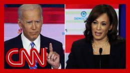 Biden and Harris will meet again on the debate stage 4