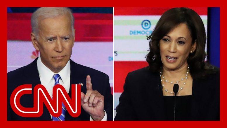 Biden and Harris will meet again on the debate stage 1