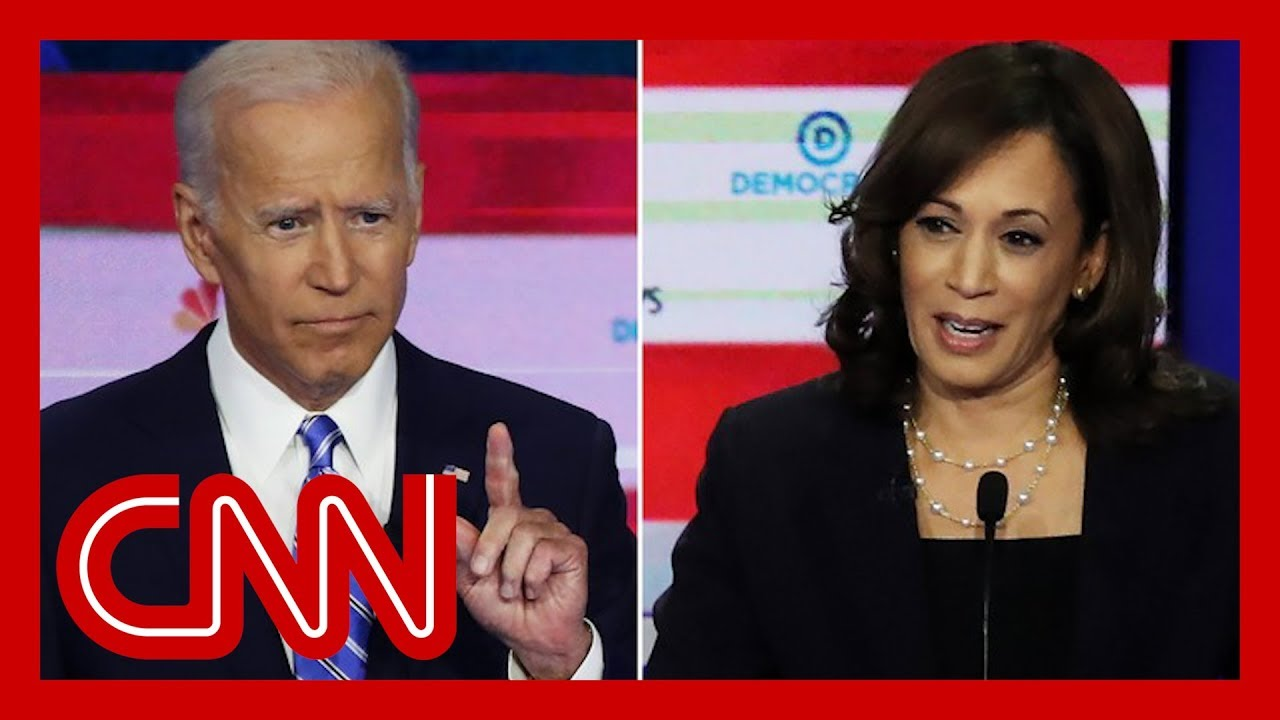 Biden and Harris will meet again on the debate stage 5