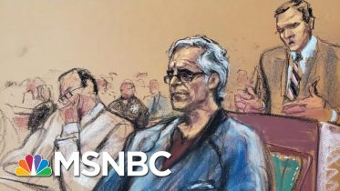 Flight Risk, Danger To Community Cited By Judge For Epstein Bail Denial | Craig Melvin | MSNBC 6