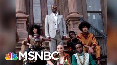 News Anchor's Definitive Breakdown Of Dapper Dan's Harlem Legacy | The Beat With Ari Melber | MSNBC 6