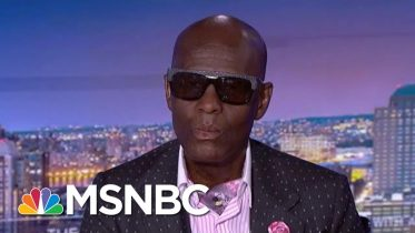 Fashion Icon Dapper Dan's Success Secret: Put Pride Over Ego | The Beat With Ari Melber | MSNBC 10