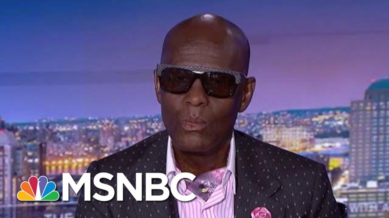 Fashion Icon Dapper Dan's Success Secret: Put Pride Over Ego | The Beat With Ari Melber | MSNBC 1