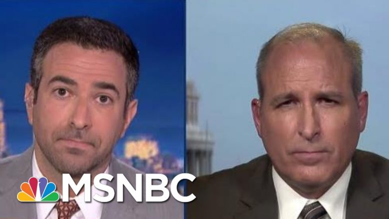 Trump Official Won't Rebuke Go Back Remark Violating DHS Policy | The Beat With Ari Melber | MSNBC 1