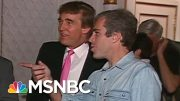 President Donald Trump's One-Time Party Pal, Jeffrey Epstein, Denied Bail | Deadline | MSNBC 2