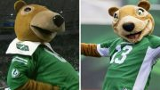 Can you spot the difference? The new Saskatchewan Roughriders mascot has some fans fuming 4