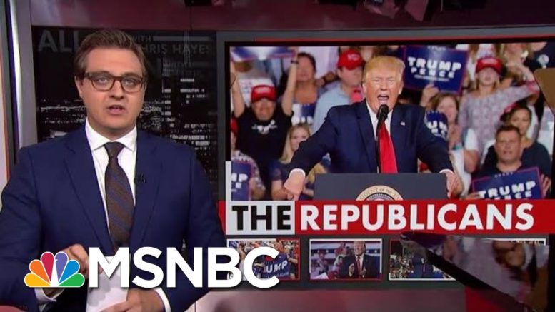 Chris Hayes: Trumpism Must Be Peacefully But Completely Destroyed | All In | MSNBC 1