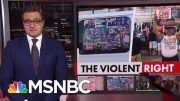 The Violence In Donald Trump's Wake | All In | MSNBC 4