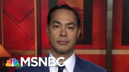 2020 Contender Julian Castro Responds To 'Send Her Back'   The Last Word   MSNBC 9