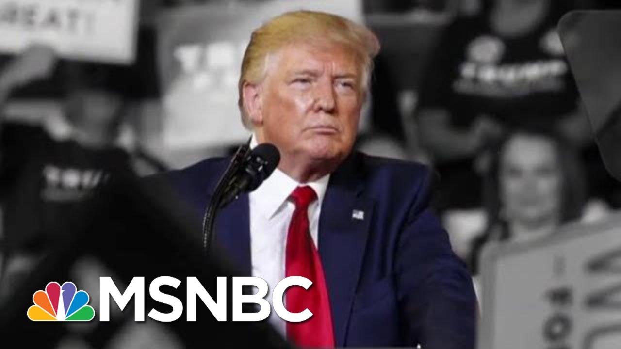 Are The 2020 Democrats Doing Enough In The Wake Of Trump's Racist Attacks?   The 11th Hour   MSNBC 3