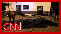UN agency condemns airstrike on migrant center in Libya 6