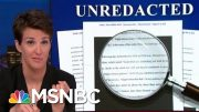 President Donald Trump Campaign Hush Money Scam Appears To Have Worked | Rachel Maddow | MSNBC 3