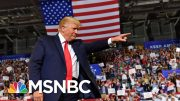 Trump rally chants, Trump backtracks: 'Send her back' - The Day That Was | MSNBC 3