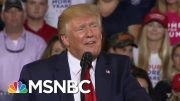 Republicans Finally Panic Over President Donald Trump's Remarks | Morning Joe | MSNBC 4