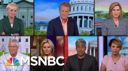 The 'Profound Heaviness' Of This Week | Morning Joe | MSNBC 1