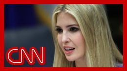 Why is Ivanka Trump silent on the racist chant? 6