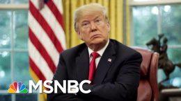 New Book Explores President Donald Trump's GOP Takeover | Velshi & Ruhle | MSNBC 5