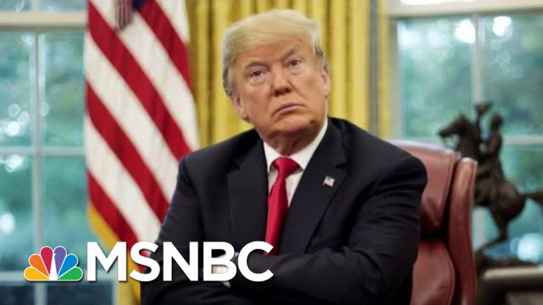 New Book Explores President Donald Trump's GOP Takeover | Velshi & Ruhle | MSNBC 1