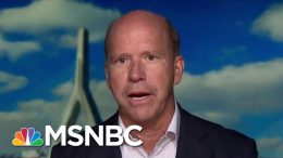 John Delaney: President Donald Trump Has Said A Lot Of Racist Things | Velshi & Ruhle | MSNBC 1