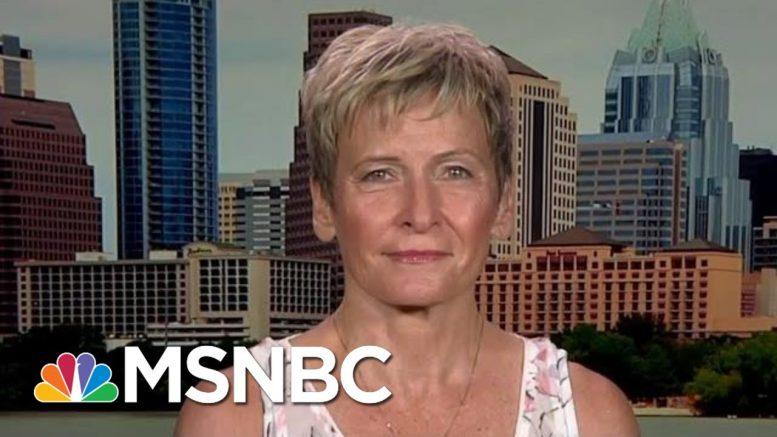 Former Astronaut Peggy Whitson On Apollo 11 Anniversary | Velshi & Ruhle | MSNBC 1