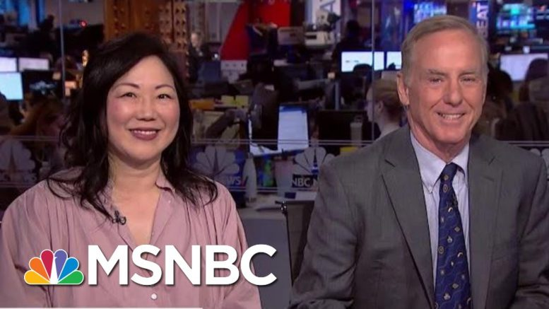 Margaret Cho: Stewart Owns Republicans Undercutting 9/11 Victims | The Beat With Ari Melber | MSNBC 1