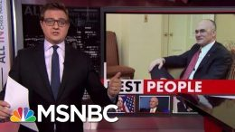 The Trump Swamp: Dept. Of Labor Edition | All In | MSNBC 2