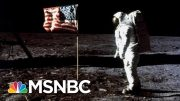 Fmr. NASA Astronaut Massimino: Apollo 11 Is Humanity's Greatest Achievement | The 11th Hour | MSNBC 3