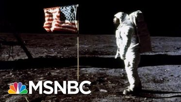 Fmr. NASA Astronaut Massimino: Apollo 11 Is Humanity's Greatest Achievement | The 11th Hour | MSNBC 6