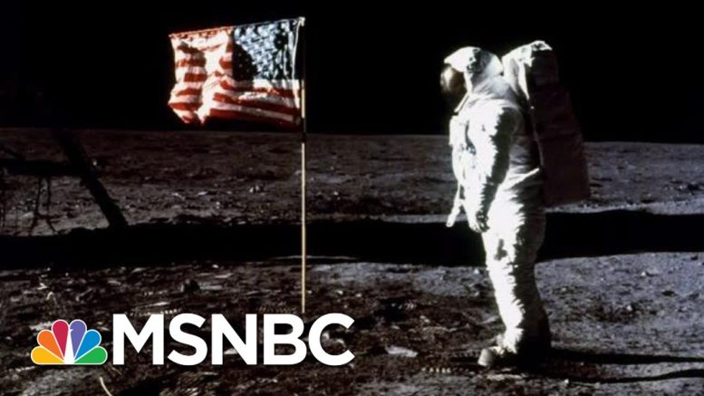 Fmr. NASA Astronaut Massimino: Apollo 11 Is Humanity's Greatest Achievement | The 11th Hour | MSNBC 1
