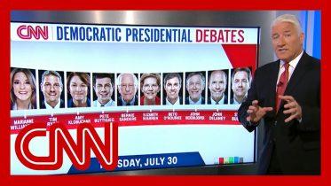 2020 polling shows Elizabeth Warren and Kamala Harris on the rise 2