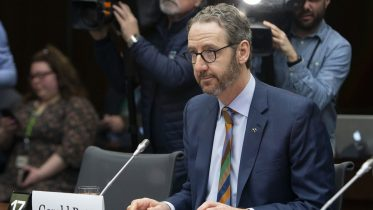 Gerald Butts helping Liberals with election campaign: source 10