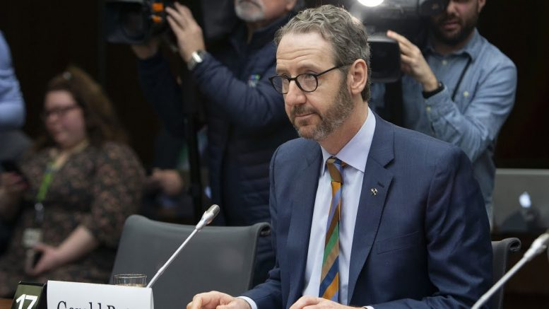 Gerald Butts helping Liberals with election campaign: source 1