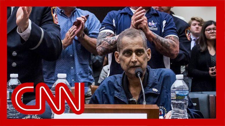 9/11 responders react to Luis Alvarez's death 1