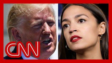 CNN analyst: Fox fuels Trump's fixation with Ocasio-Cortez and Omar 7