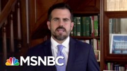 Puerto Rico Governor Stays In Office, Won't Seek Re-election | MSNBC 3