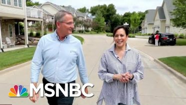 Candidate Checkup With Senator Kamala Harris | Morning Joe | MSNBC 6