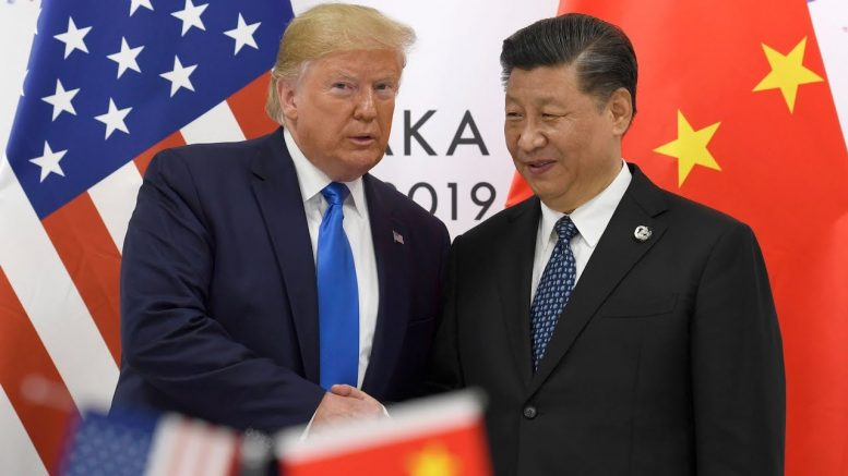 Trump spoke to Xi about detained Canadians while at G20 1
