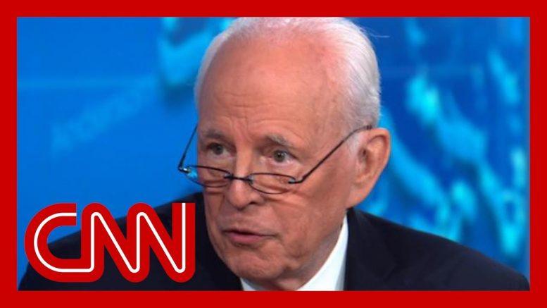 John Dean: Mueller was not being very aggressive 1