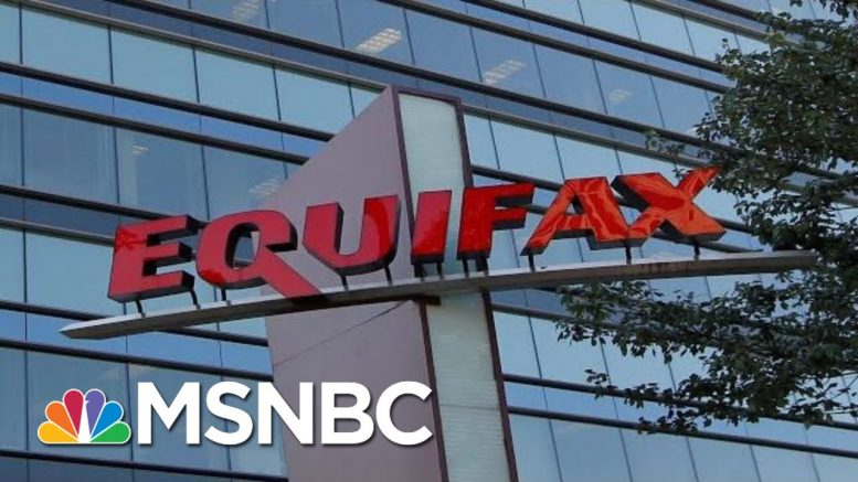 FTC Announces Equifax Will Give 300 Million In Monetary Relief   Hallie Jackson   MSNBC 1