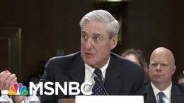 President Trump: Mueller Shouldn't Be Given 'Another Bite Of The Apple' | Velshi & Ruhle | MSNBC 9