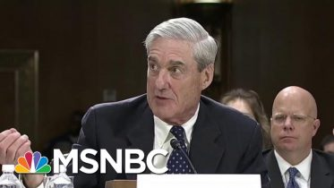 President Trump: Mueller Shouldn't Be Given 'Another Bite Of The Apple' | Velshi & Ruhle | MSNBC 6