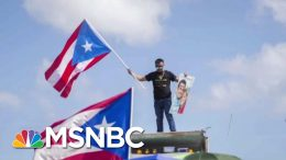 The People Of Puerto Rico Are Not A Mess. The Government Of Puerto Rico Is A Mess | Deadline | MSNBC 2