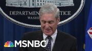Inside Robert Mueller's Secret Prep For Bombshell Testimony | The Beat With Ari Melber | MSNBC 4