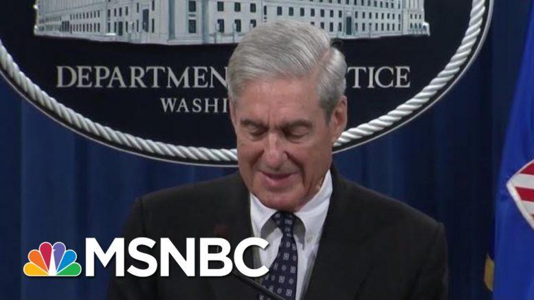 Inside Robert Mueller's Secret Prep For Bombshell Testimony | The Beat With Ari Melber | MSNBC 1